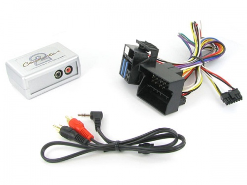 Bmw 3 5 Series Mini X3 X5 Z4 Aux Adapter Ctvbmx003