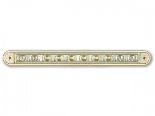 LED Strip light 10 super bright LED 235 x 22 x 16.5 mm