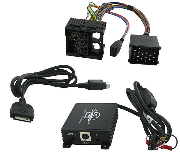 Bmw Ipod Adapter And Aux Input For 3 5 7 Series Mini And