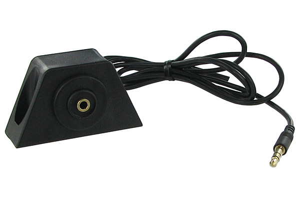 Auxiliary Jack For Car: In Car Dashboard Flush 3.5mm Aux Jack Input Extension Lead