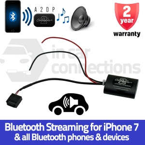 Ford Bluetooth streaming adapter for C-Max Focus Fiesta Galaxy Kuga Mondeo S-Max Transit CTAFD1A2DP