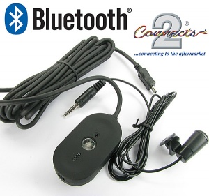 Connects2 BTKIT Bluetooth add-on module for USB and .3 iPod adapters