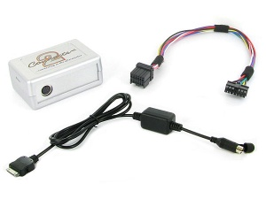 Ford Fiesta Escort Mondeo Focus KA Galaxy Puma iPod adapter interface CTAFOIPOD003.2 - Pre 2005