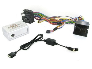 Ford Focus C-Max Mondeo Fiesta iPod adapter interface CTAFOIPOD005.2 - 2005 onwards