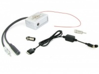 Land Rover Discovery Freelander Defender iPod adapter iConnect-FM-LROVER