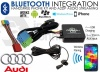 CTAADBT003 Audi Bluetooth adapter for music streaming and hands free calls pre 2006
