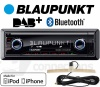 Blaupunkt Skagen 370 DAB BT in car radio with Bluetooth AUX USB SD input and iPod iPhone music control