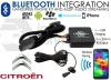 CTACTBT002 Citroen Bluetooth adapter for streaming and hands free calls for RD4 radios