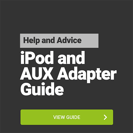 iPod Aux Adapter Guide