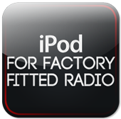 iPod Adapters for factory fitted radios