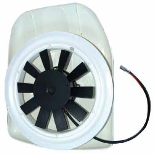 Van Motorised ventilator bottom view