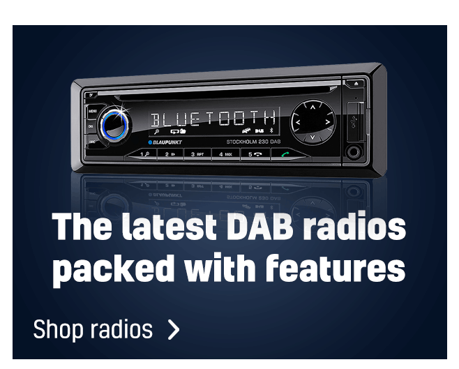 Latest DAB Radios