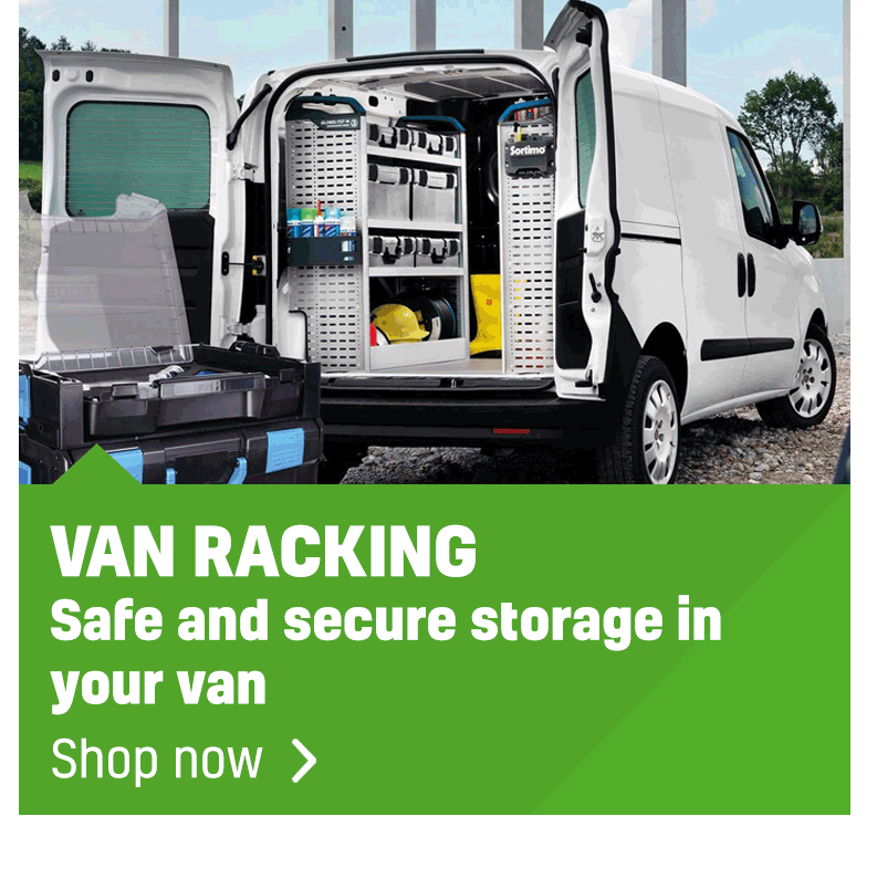 Sortimo Quality Van Racking
