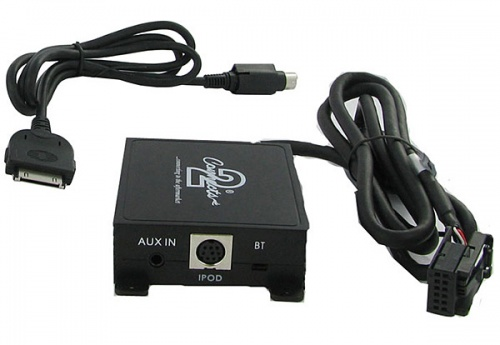 Audi iPod adapter and AUX input interface CTAADIPOD004.3 for A2 A3 A4 TT 2005 onwards