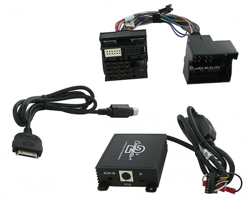 BMW iPod adapter and AUX input interface for 3 5 7 Series Mini X3 X5 and Z4 CTABMIPOD009.3