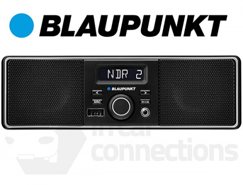 Blaupunkt Casablanca 2012 in car radio with speaker inside and USB MP3 AUX inputs