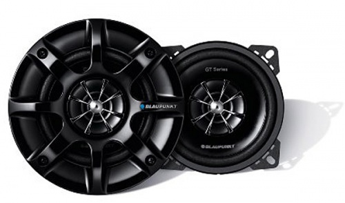 Blaupunkt GTx 402 DE 4'' 10cm 100mm in car speakers 2 way coaxial 140W