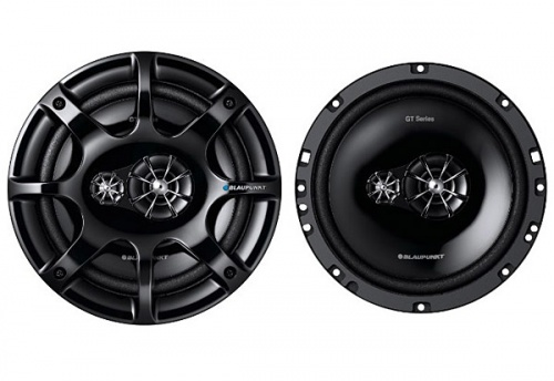 Blaupunkt GTx 663 DE 6.5'' 16.5cm 165mm in car speakers 3 way coaxial 220W