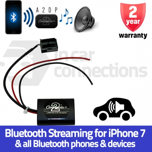 Vauxhall Bluetooth streaming adapter for Astra Zafira Tigra CTAVX1A2DP