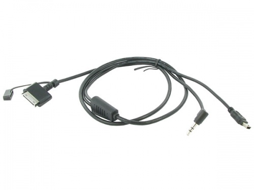 Chevrolet Spark iPod adapter lead 2010 onwards CT29IP06
