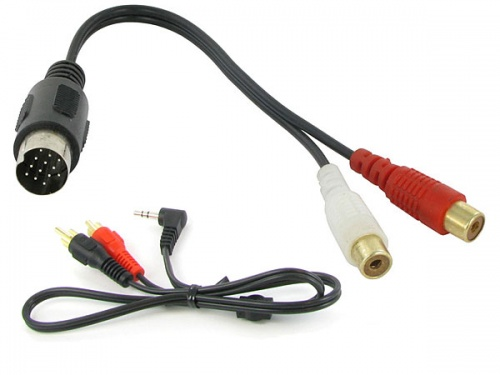 Kenwood aux adapter lead CT29KW01