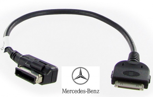 Mercedes iPod cable for MMi 2009 onwards CT29IP14