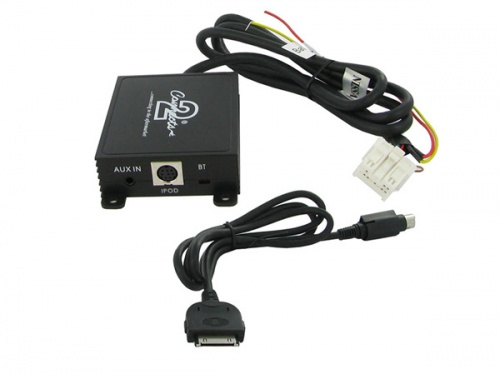 Nissan iPod adapter and AUX input interface CTANSIPOD001.3 for Almera Micra Primera Tiida etc 2000 onwards