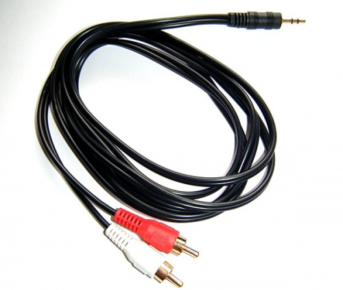 RCA to 3.5mm jack lead CT29AX01