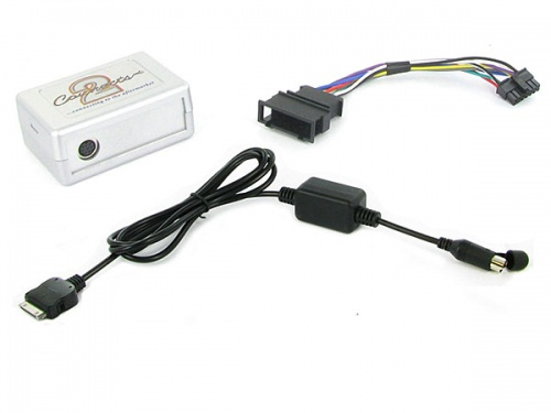 Seat Ibiza Cordoba Toledo Leon iPod adapter interface CTASTIPOD001.2 - Pre 2005 pre-wired