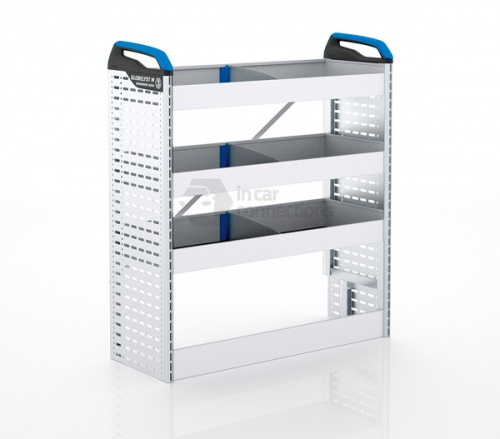 Sortimo Xpress TCSNS1 Racking for Ford Transit Custom, Short Wheel Base - Passenger Side Option 1