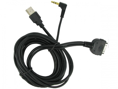 USB and 3.5mm jack to iPod adapter lead CT29IP05