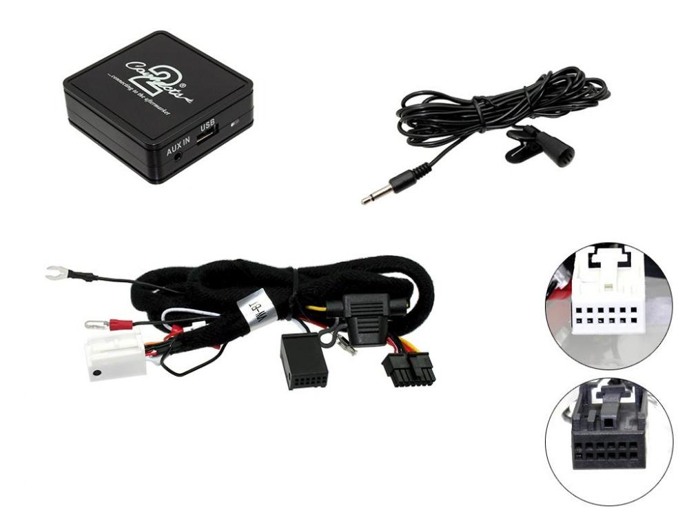 CTAADBT004 | Audi Blutetooth Adapter | Car USB Adapter