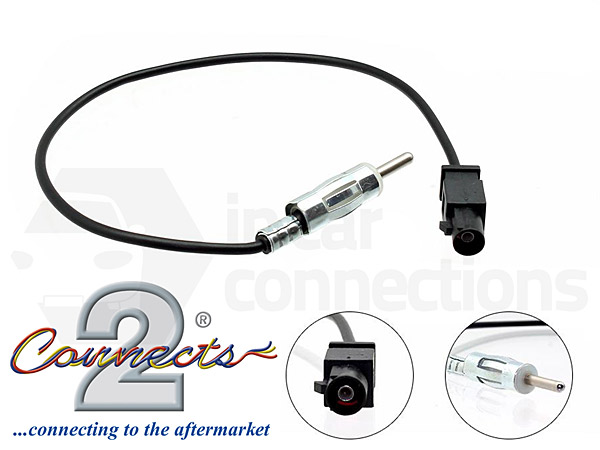 Ct27aa06 Bmw Aerial Adapter Fakra Car Radio Antenna To Din Rhincarconnectionscouk: Radio Antenna Adapters For Cars At Gmaili.net
