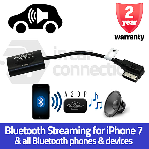 Bluetooth A2dp Adapter For Mercedes Benz: CTAMC1A2DP Mercedes Bluetooth Streaming Adapter For