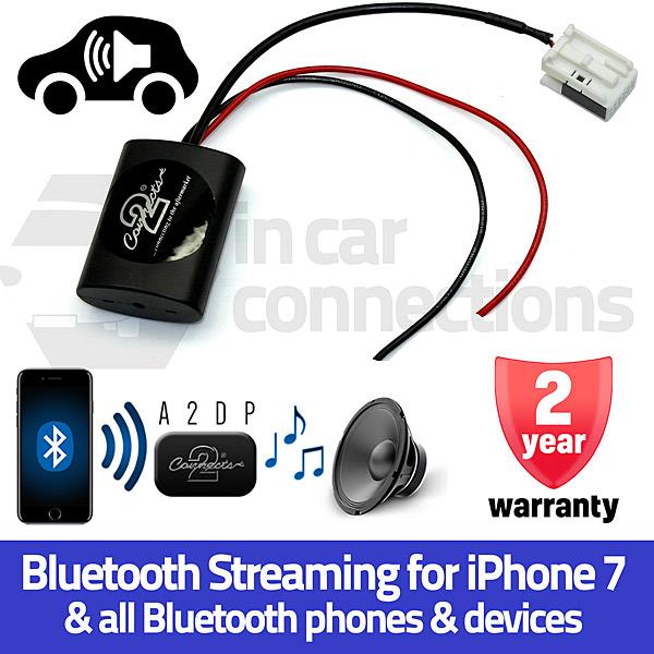 Ctavw1a2dp Vw Bluetooth Streaming Adapter For Vw Golf Polo Tiguan