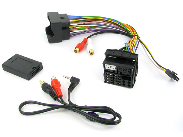 Citroen C2 C3 C4 C5 C8 Aux adapter CTVPGX011 - 2005 onwards RD4