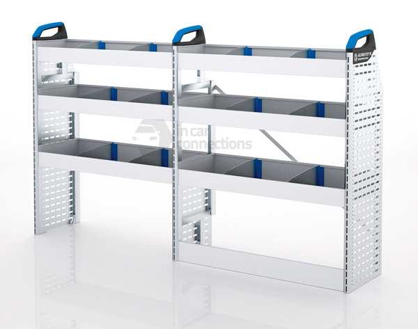 Sortimo Xpress Tcsos1 Van Racking Module Racking For