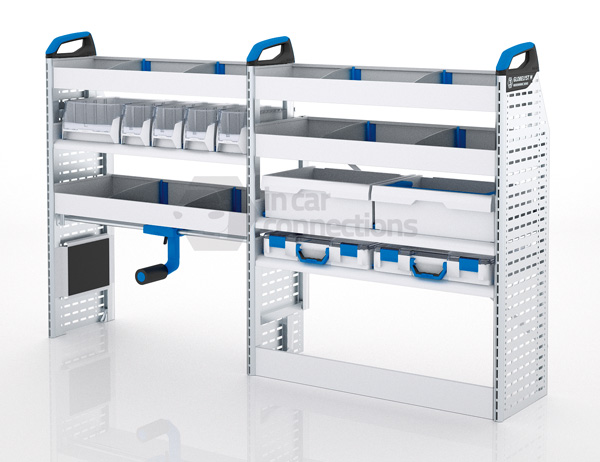 Sortimo Xpress Tcsos2 Van Racking Module Racking For