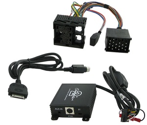 BMW iPod adapter and AUX input interface for 3 5 7 Series Mini and Z4 Z8 CTABMIPOD007.3