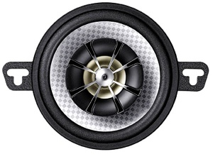 Blaupunkt GTx 352 SC 3.5'' 87mm in car speakers 2 way coaxial 120W