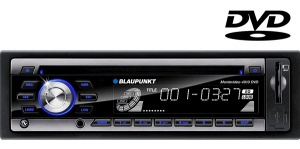 Blaupunkt Montevideo 4010 in car DVD / CD player and radio with AUX MP3 SD and USB input