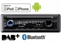 Blaupunkt Stockholm 230 DAB in car radio Bluetooth ready with CD iPod AUX USB input and Android music control