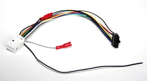 Spare Quadlock wiring loom for Connects2 Audi VW Seat Skoda AUX and iPod adapters