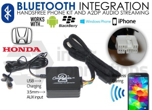CTAHOBT001 Honda Bluetooth adapter for streaming and hands free calls