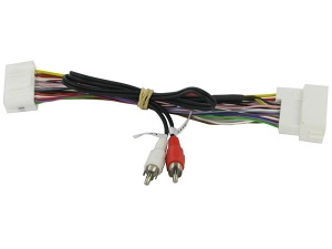 Kia Sportage aux Adapter lead CT29HY01K RCA