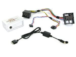 Land Rover Freelander and Discovery iPod adapter interface CTALRIPOD003.2