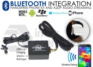 Lexus Bluetooth adapter for streaming and hands free calls CTALXBT001 2004 onwards
