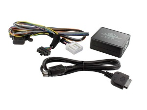 Mazda iPod adapter and AUX input interface CTAMZIPOD001.3 for Mazda 3, 5, 6, MX-5 and RX-8 2006-2009